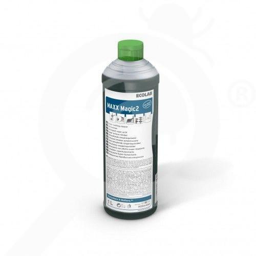 bg ecolab detergent maxx2 magic 1 l - 0, small