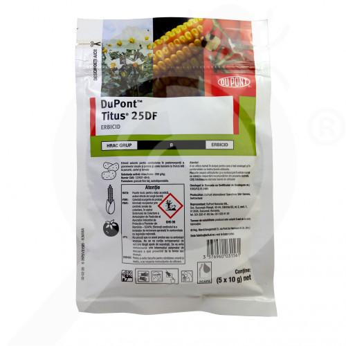dupont erbicid titus 25 wg 100 g - 1, small
