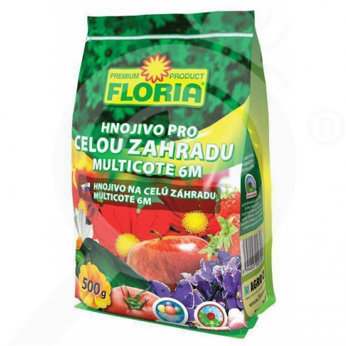 bg agro cs fertilizer multicote 6m universal flower - 0, small