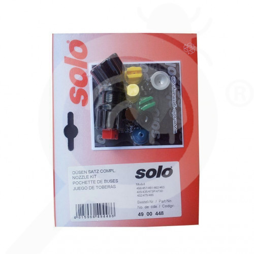 bg solo accessory nozzle set sprayer - 0, small