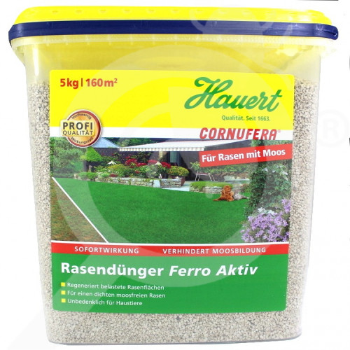 bg hauert fertilizer grass fe 5 kg - 0, small