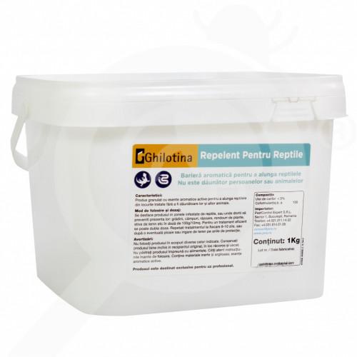 bg ghilotina repellent reptiles 1 kg - 0, small