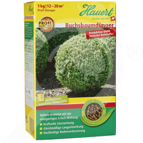 bg hauert fertilizer buxus 1 kg - 0, small