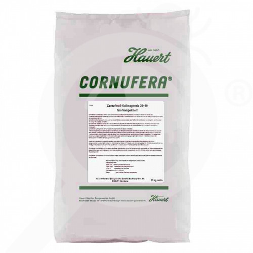 bg hauert fertilizer grass cornufera kalimagnesia 25 kg - 0, small