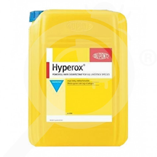 bg dupont disinfectant hyperox 20 litres - 1, small