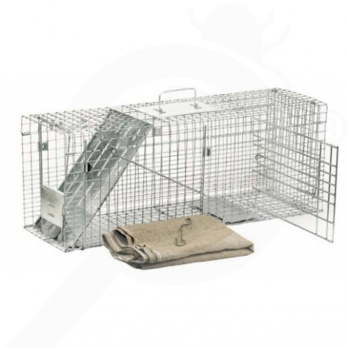 bg woodstream trap havahart 1099 one entry animal trap - 0, small