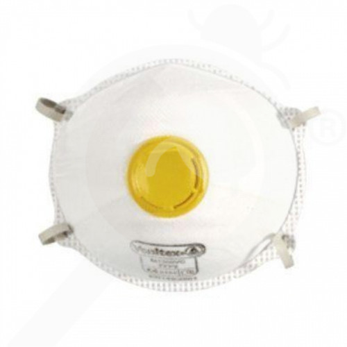 bg deltaplus safety equipment venitex semi mask ffp2 - 1, small