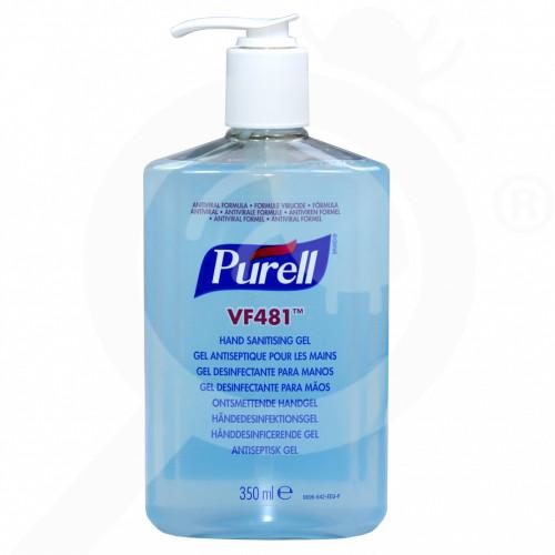 bg gojo disinfectant purell vf481 350 ml - 2