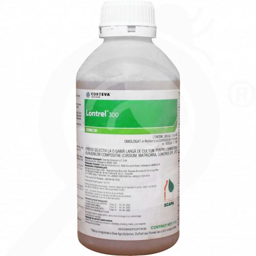 bg dow agro herbicide lontrel 300 ec 1 l - 2, small