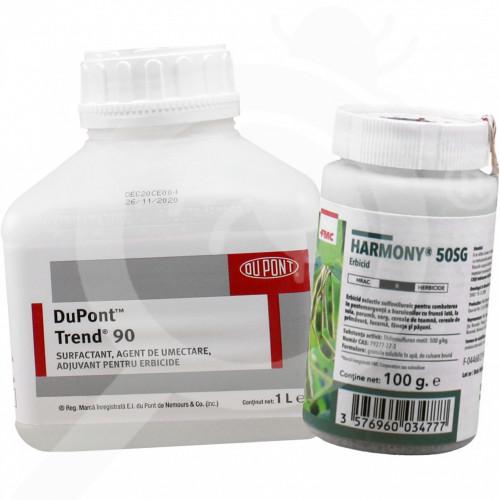 bg dupont herbicide harmony 50 sg 100 g - 0, small