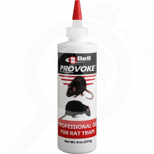 bg bell lab trap provoke professional rat attractant 224 g - 0, small