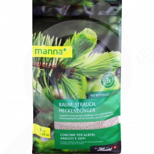 bg hauert fertilizer ornamental conifer shrub 2 kg - 1, small