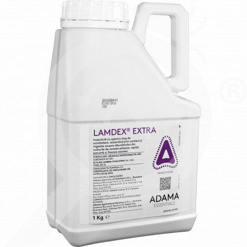 bg adama insecticide crop lamdex extra 1 kg - 2, small