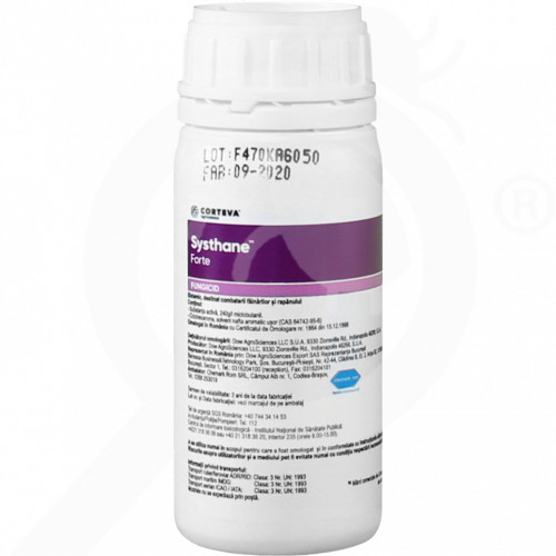 bg dow agrosciences fungicide systhane forte 100 ml - 1, small