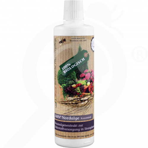 bg mack bio agrar fertilizer amn nordalge 500 ml - 1, small