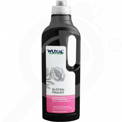 bg hauert fertilizer wuxal flowers fertilizer 1 l - 1, small