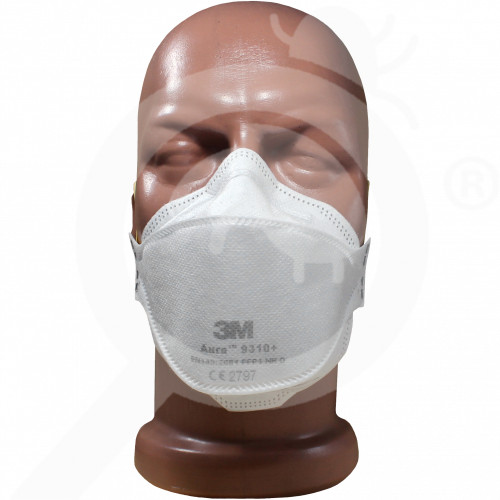bg 3m safety equipment 3m 9310 ffp1 half mask - 2, small