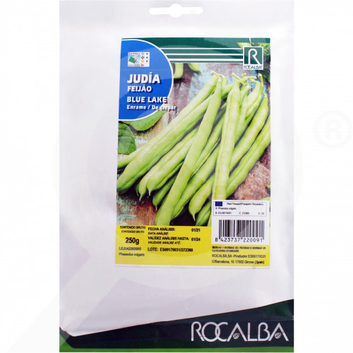 bg rocalba seed beans blue lake 250 g - 0, small