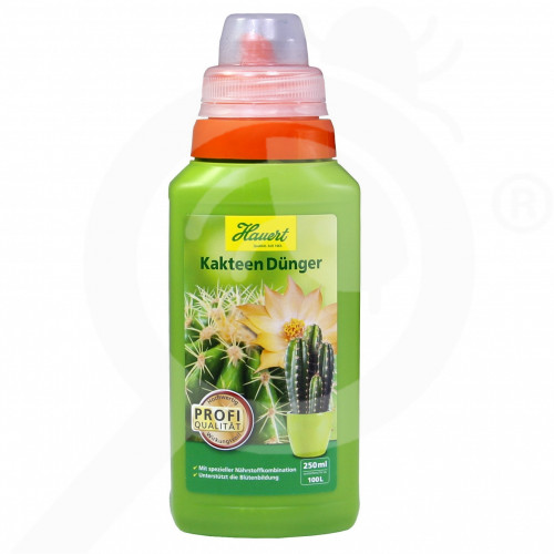 bg hauert fertilizer cactus 250 ml - 0, small