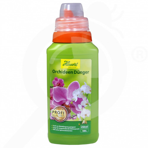bg hauert fertilizer orchid 250 ml - 0, small