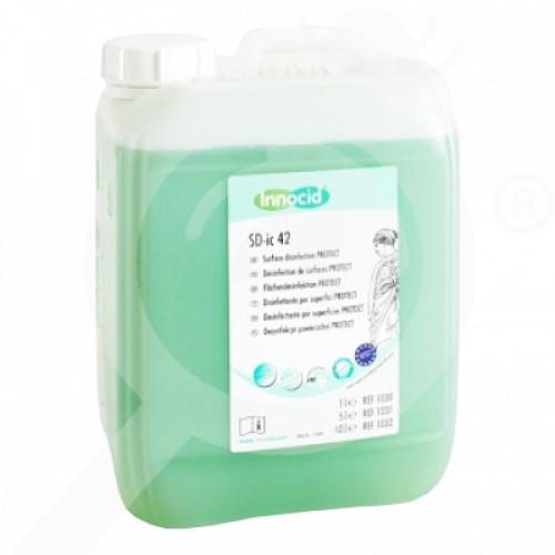 bg prisman disinfectant innocid surfaces sc ic 42 5 l - 0, small