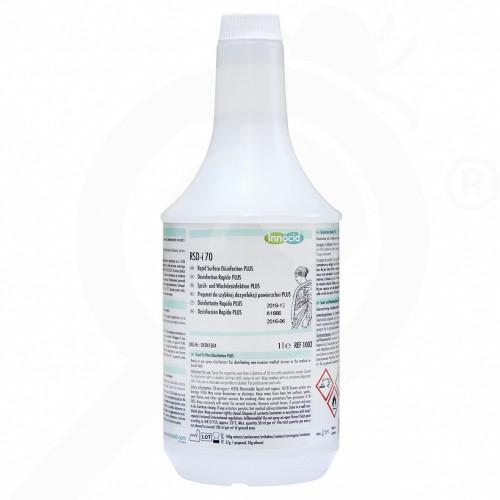 bg prisman disinfectant innocid spray rsd i 70 1 l - 0, small