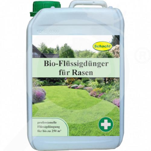 bg schacht organic lawn fertilizer rasen flussigdunger 2 5 l - 0, small