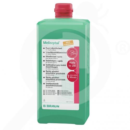 bg b braun disinfectant meliseptol 1 litre - 1, small