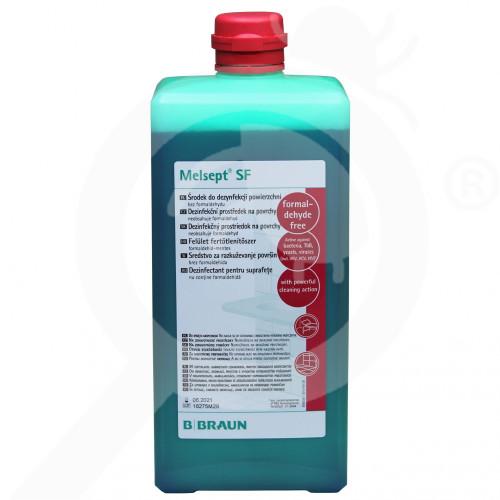 bg b braun disinfectant melsept sf 1 litre - 1, small