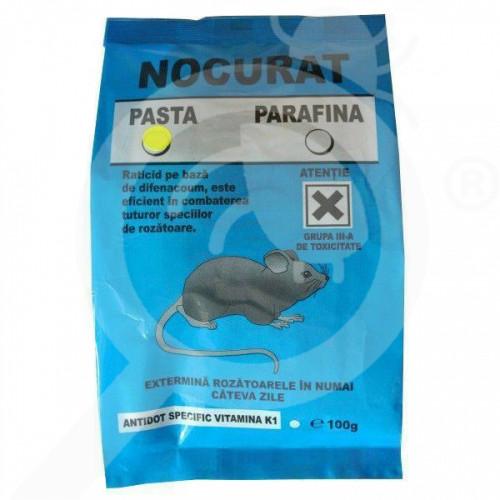 bg india pesticide rodenticide nocurat pasta 100 g - 0, small