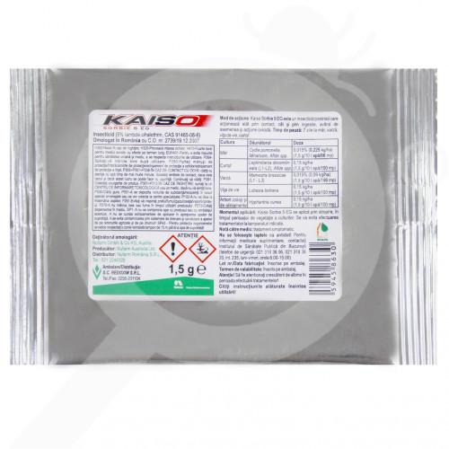 bg nufarm insecticid agro kaiso sorbie 5 wg 1.5 g - 1, small