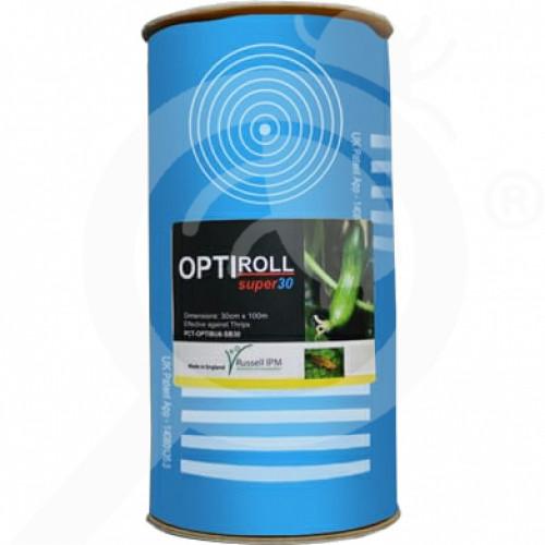 bg russell ipm adhesive trap optiroll blue - 0, small