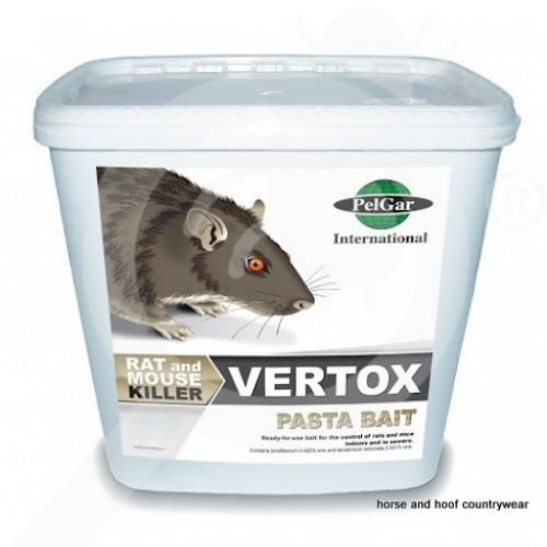 bg pelgar rodenticide vertox pasta bait 3 5 kg - 1, small