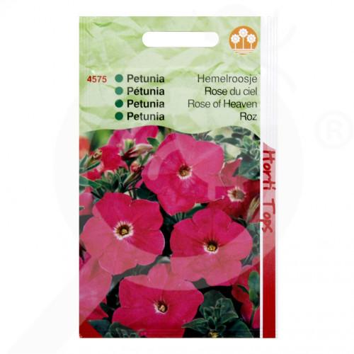 bg pieterpikzonen seed petunia nana compacta roz 0 2 g - 1, small