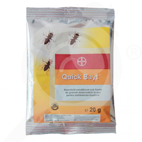 bg bayer insecticide quickbayt 2extra wg 10 20 g - 0, small