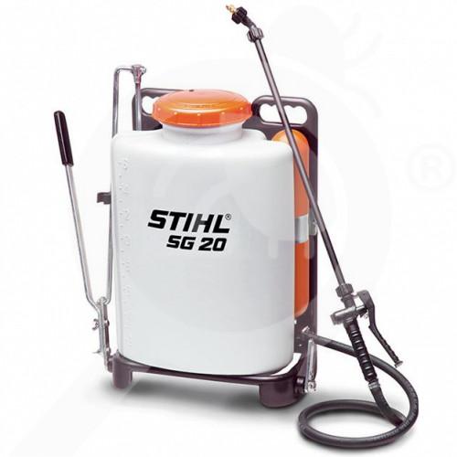 bg stihl pruskachka i generator sg 20 - 5, small