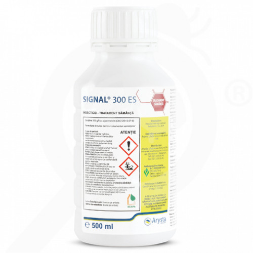 bg arysta lifescience insecticide crop signal 300 fs 500 ml - 0, small