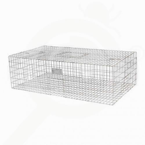 bg bird x trap pigeon trap collapsable 61x30x20 cm - 0, small