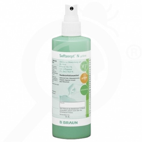 bg b braun disinfectant softasept n 250 ml - 3, small