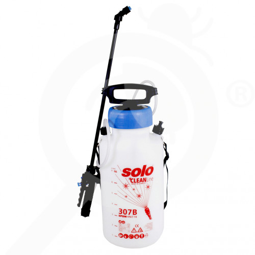 bg solo sprayer fogger 307 b cleaner - 0, small