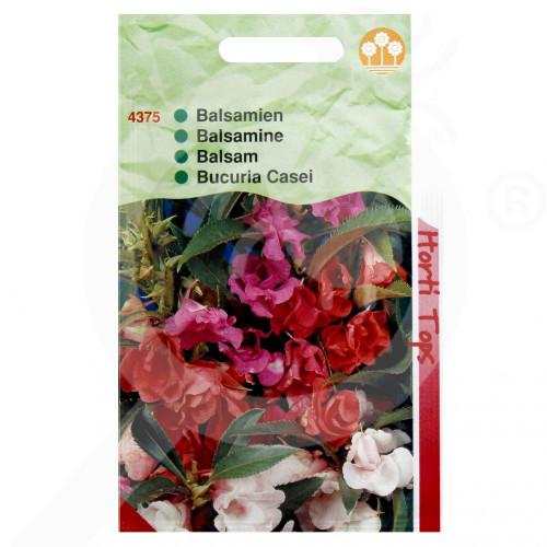 bg pieterpikzonen seed impatiens balsamina 1 5 g - 1, small