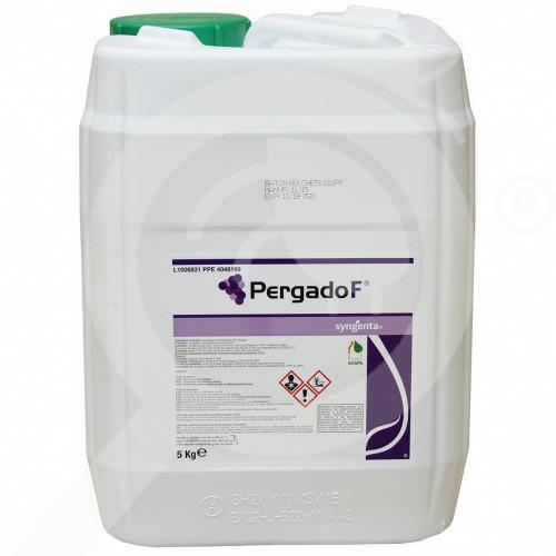 bg syngenta fungicid pergado f 45 wg 5 kg - 1, small
