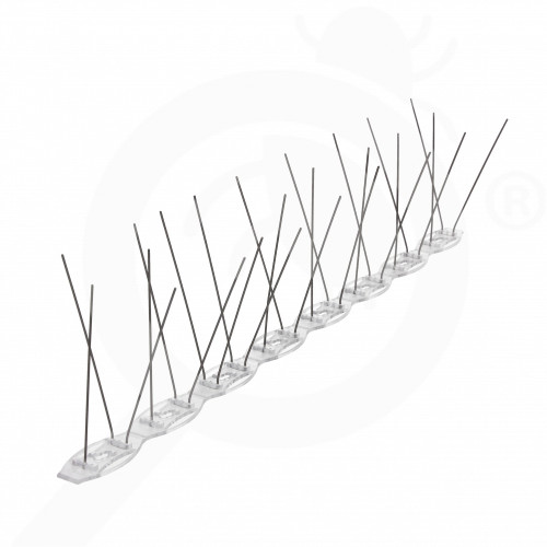 bg ghilotina repellent teplast 5 48 bird spikes - 1, small