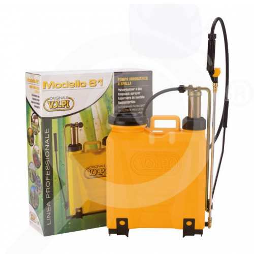 bg volpi sprayer fogger uni 12 l plastic pump - 0, small