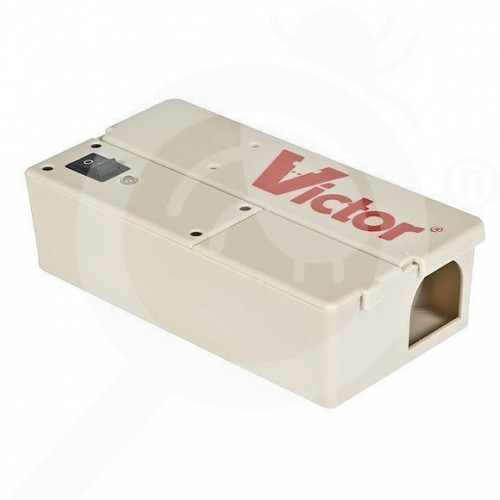 bg woodstream trap victor electronic pro m250 - 3, small