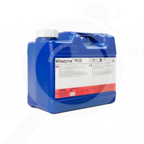 bg amity international disinfectant viruzyme pcd 5 l - 0, small