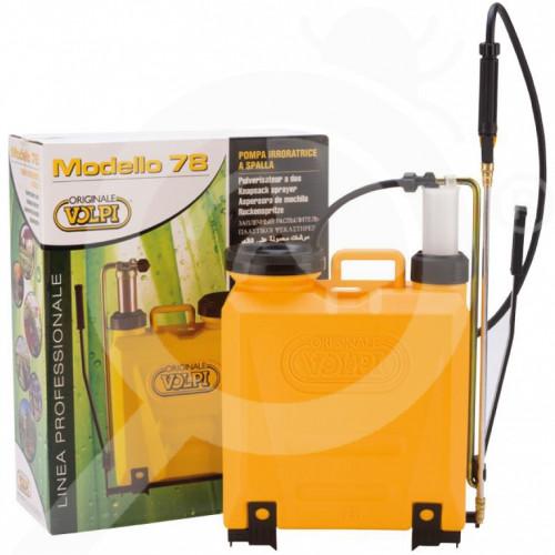 bg volpi sprayer fogger uni 15 plastic pump - 0, small