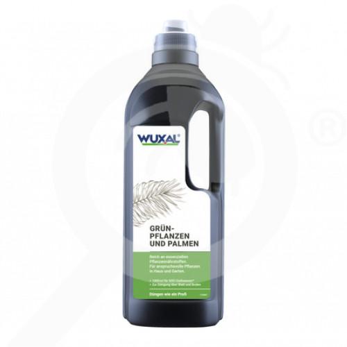 bg hauert fertilizer wuxal green plants and palm fertilizer 1 l - 0, small