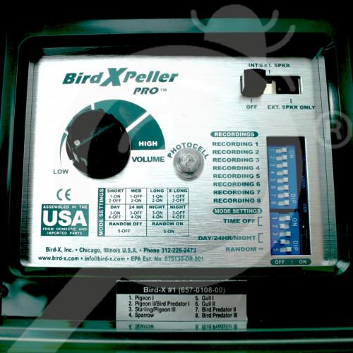 bg bird x repellent peller pro v1 - 1
