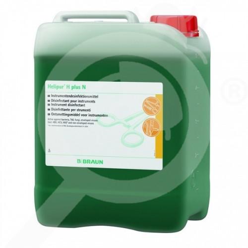 bg b braun disinfectant helipur h plus n 5 litres - 1
